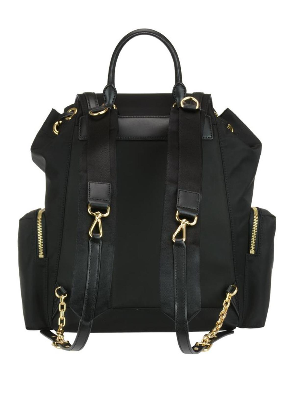 01699421462610 iKRIX MICHAEL KORS: backpacks - Mott L black nylon diaper backpack