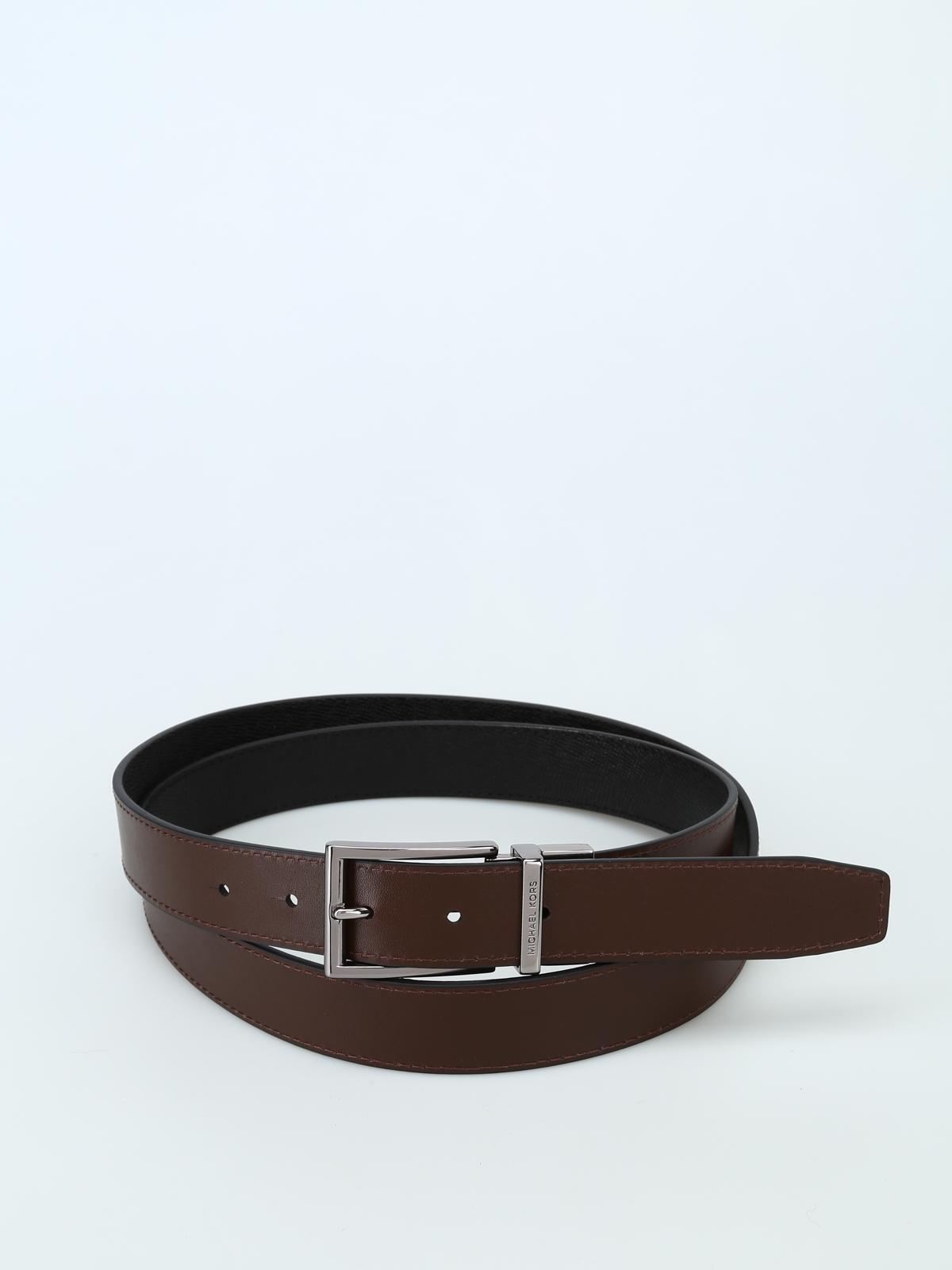 b8e77c06d8 Michael Kors - Cintura in pelle reversibile - cinture - 39F8TBLY4L193