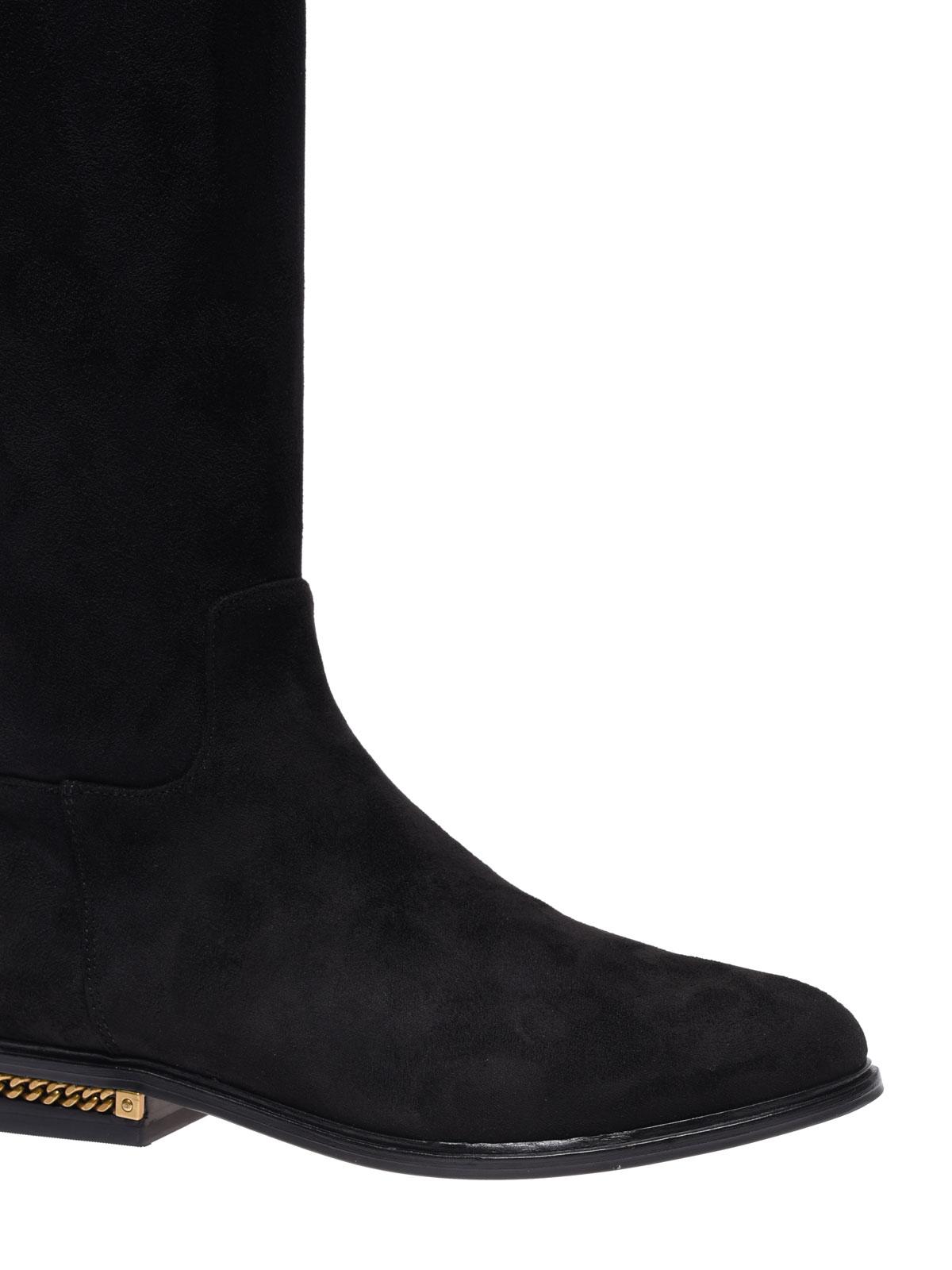 46ab5f782c4 Michael Kors - Jamie stretch suede boots - boots - 40F8JMFB5S 001