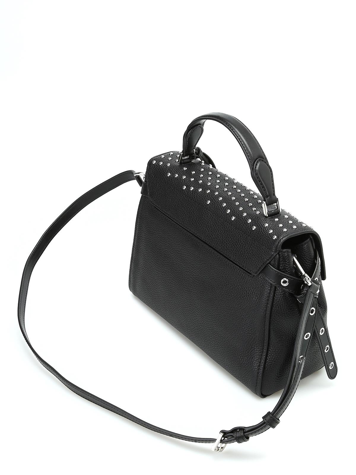 44bc469b3537b iKRIX MICHAEL KORS  bowling bags - Bristol medium studded satchel bag