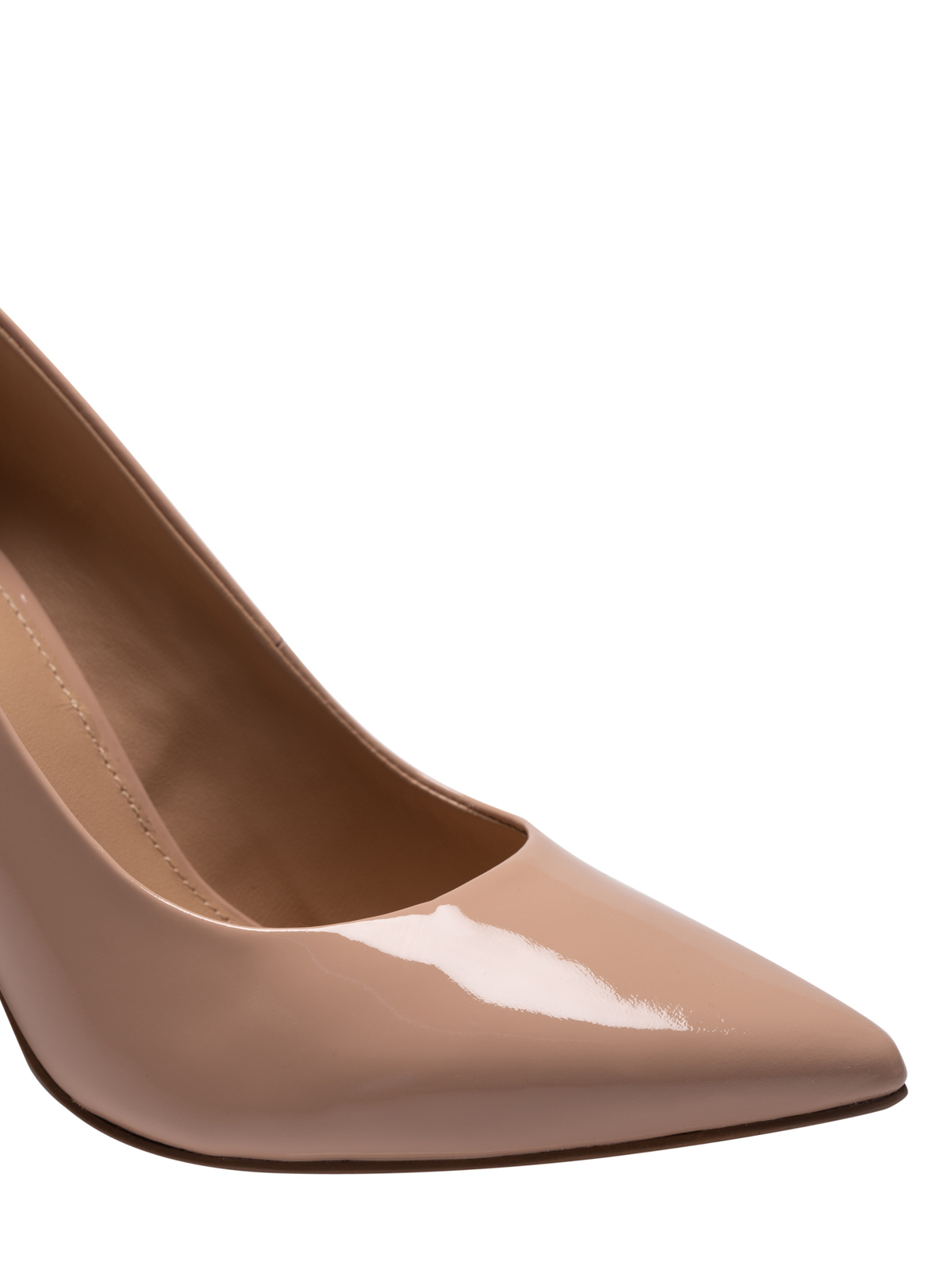 a3e71946d2a9 iKRIX MICHAEL KORS  court shoes - Claire nude patent leather pumps