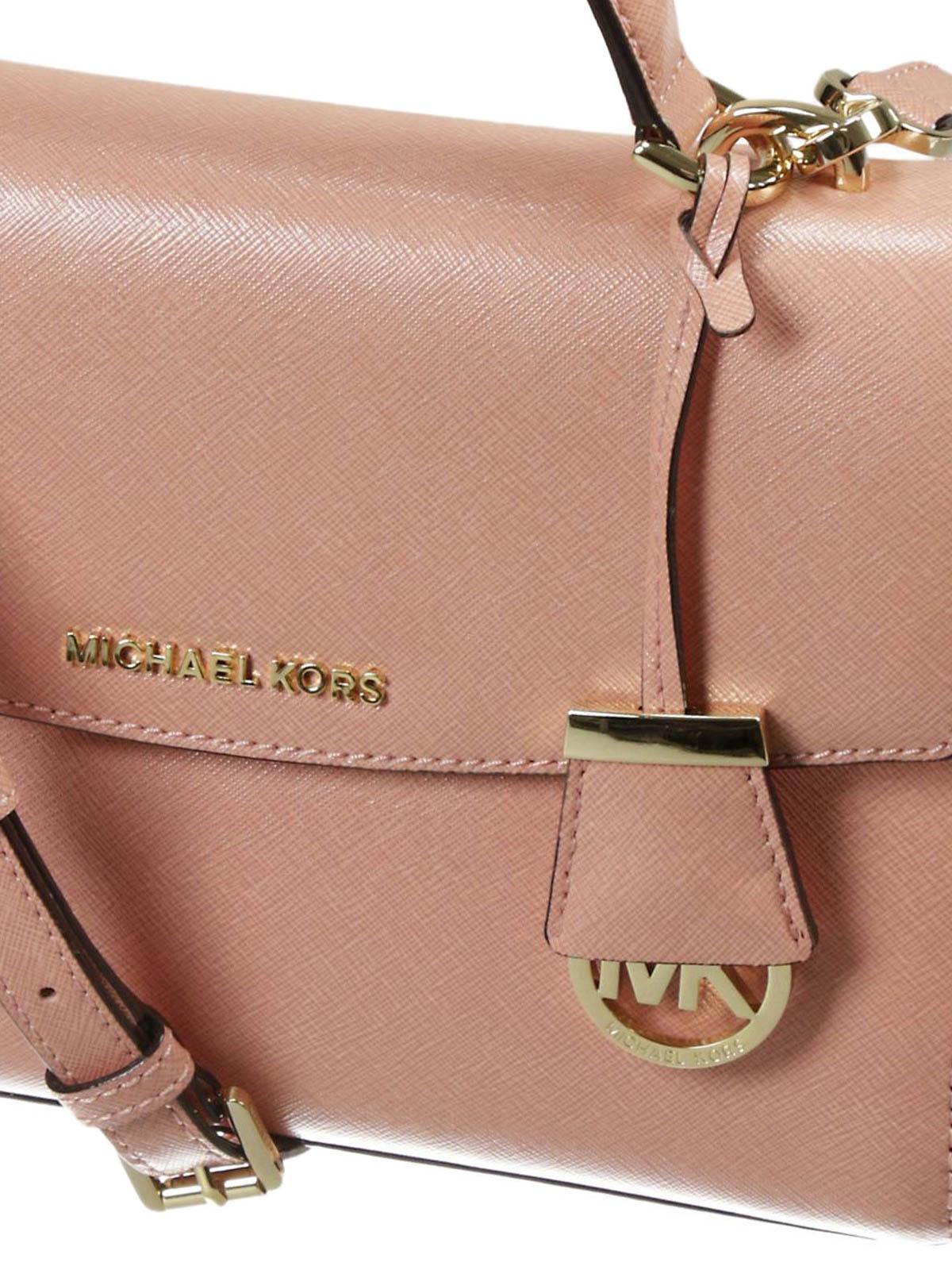 424a8b2c765cd iKRIX MICHAEL KORS  cross body bags - Ava small saffiano satchel