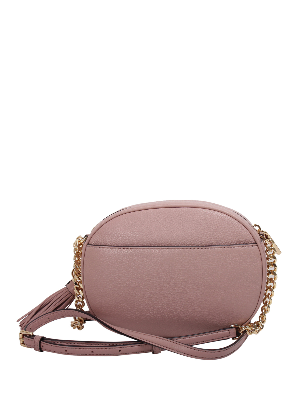 755f8ed1a902a2 iKRIX MICHAEL KORS: cross body bags - Ginny leather medium crossbody