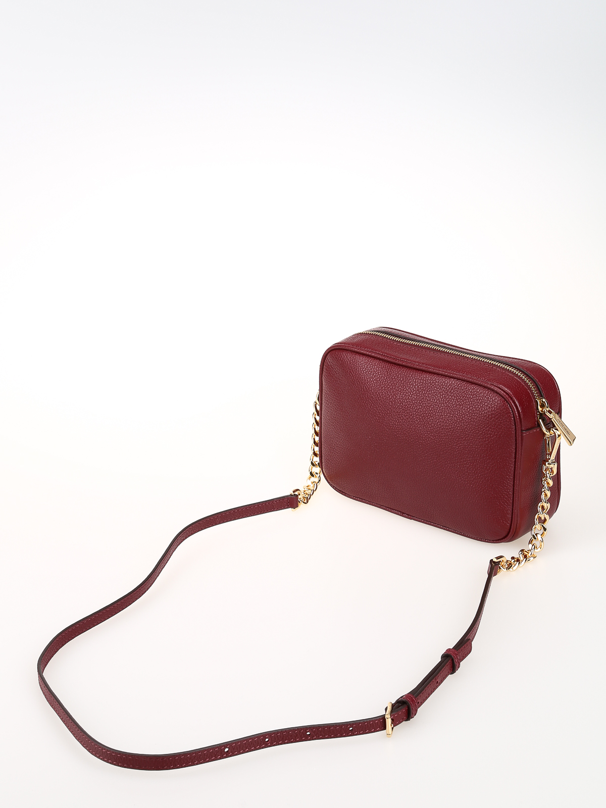 40616a39603b3d iKRIX MICHAEL KORS: cross body bags - Ginny medium oxblood cross body bag