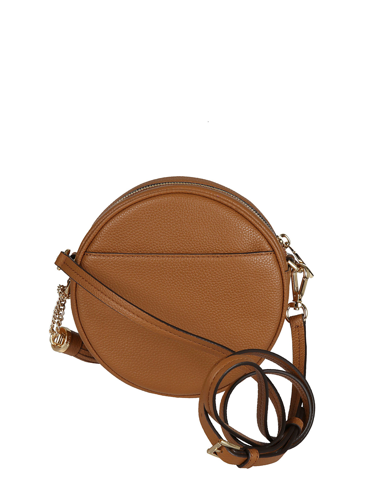 iKRIX MICHAEL KORS  cross body bags - Grainy leather round cross body bag