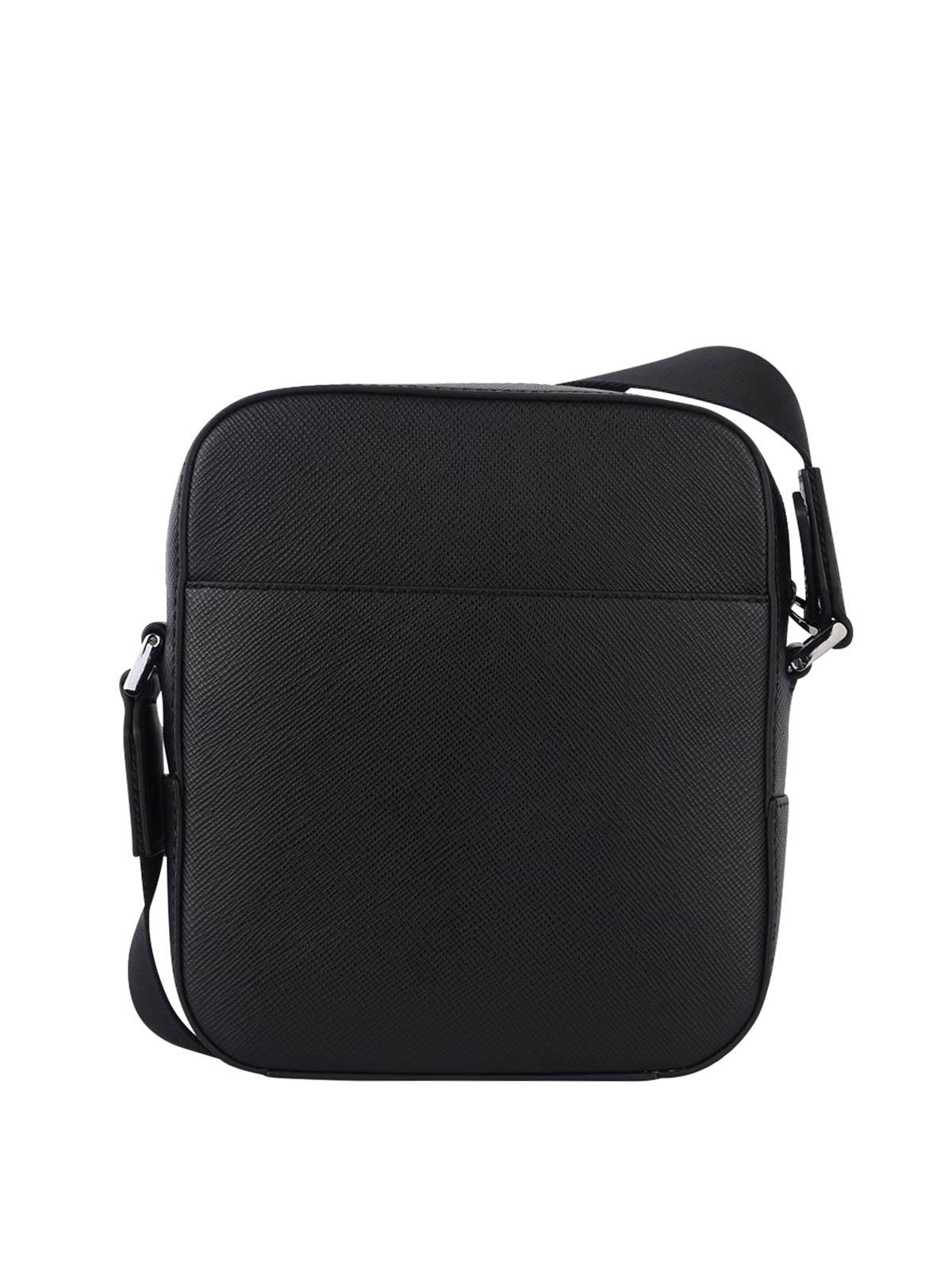 Michael Kors - Harrison crossbody bag - cross body bags ...