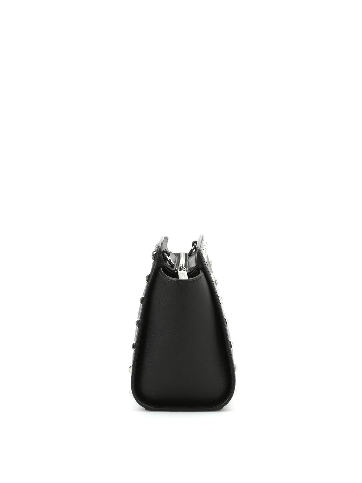 49f027414852 Michael Kors - Selma Stud crossbody - cross body bags - 30T3SSMM2L BLACK