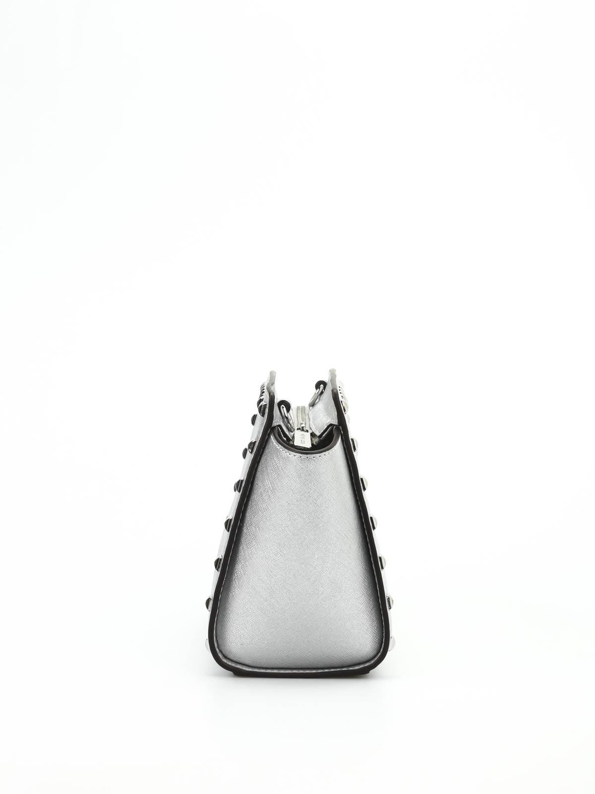 9487a20276bc iKRIX MICHAEL KORS  cross body bags - Studded Selma cross body bag