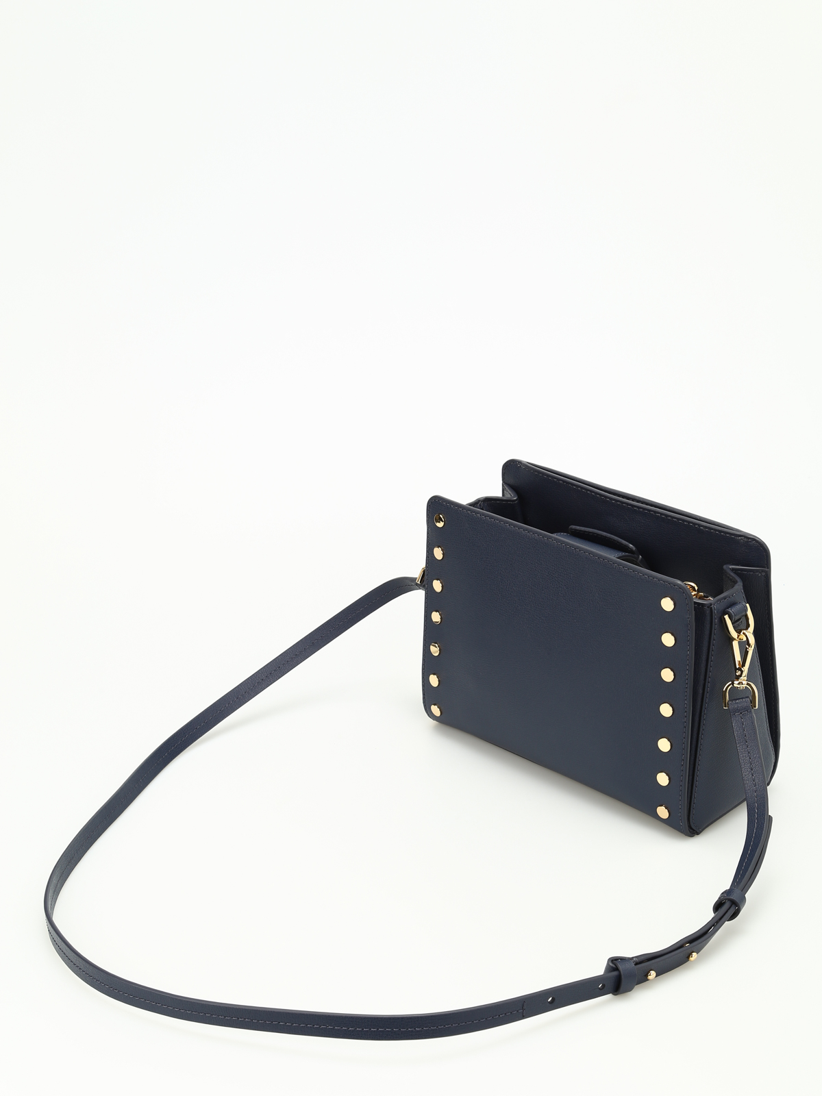 fe94f20e03ce0e iKRIX MICHAEL KORS: cross body bags - Sylvie studded messenger bag