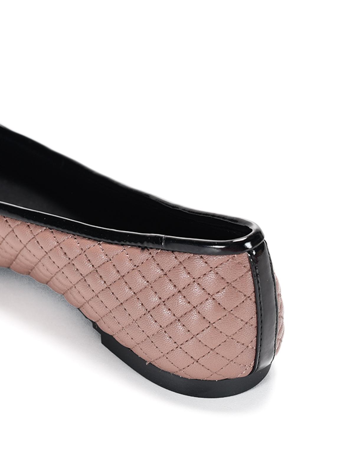 Michael Kors Pink Flat Shoes