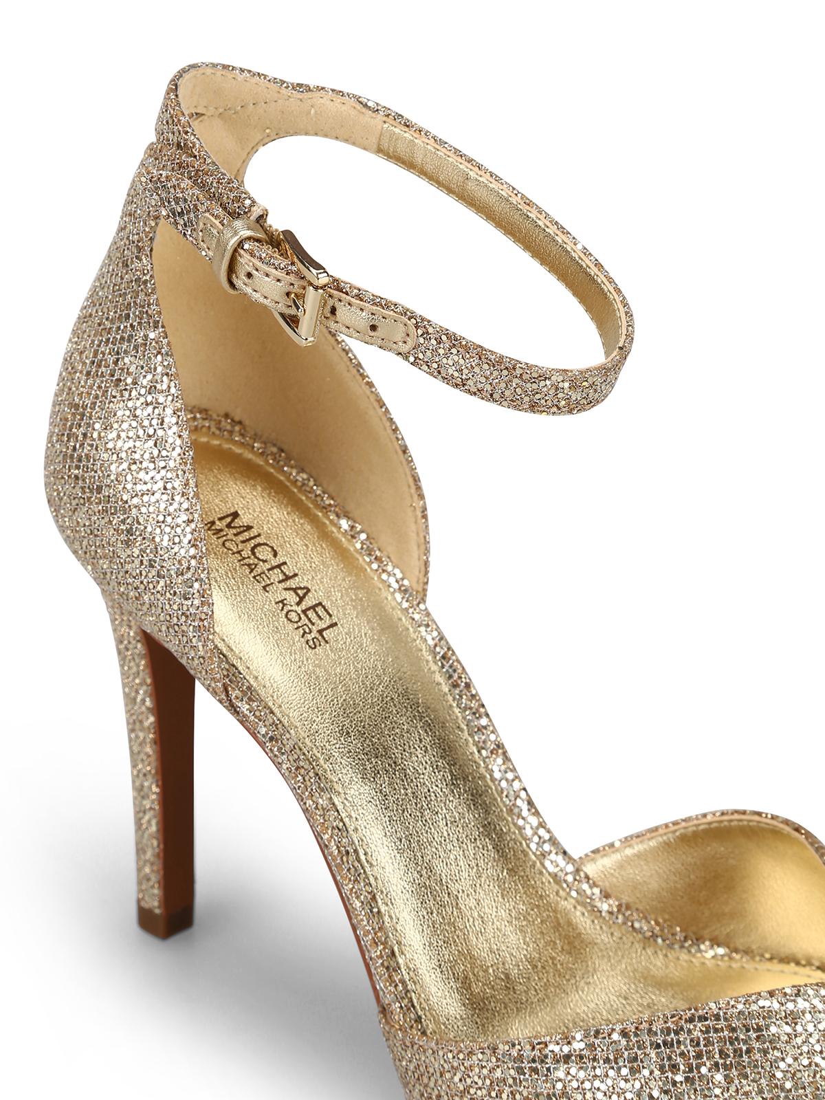 Michael Kors - Cambria glitter sandals