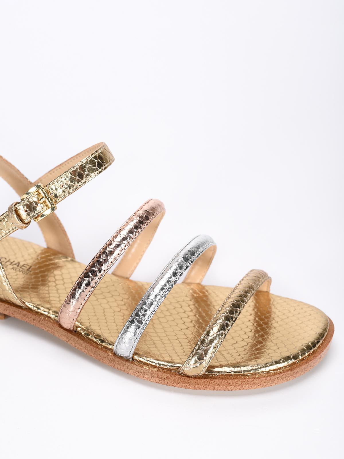 42868529658a Michael Kors - Nantucket flat sandals - sandals - 40S7NAFA4M