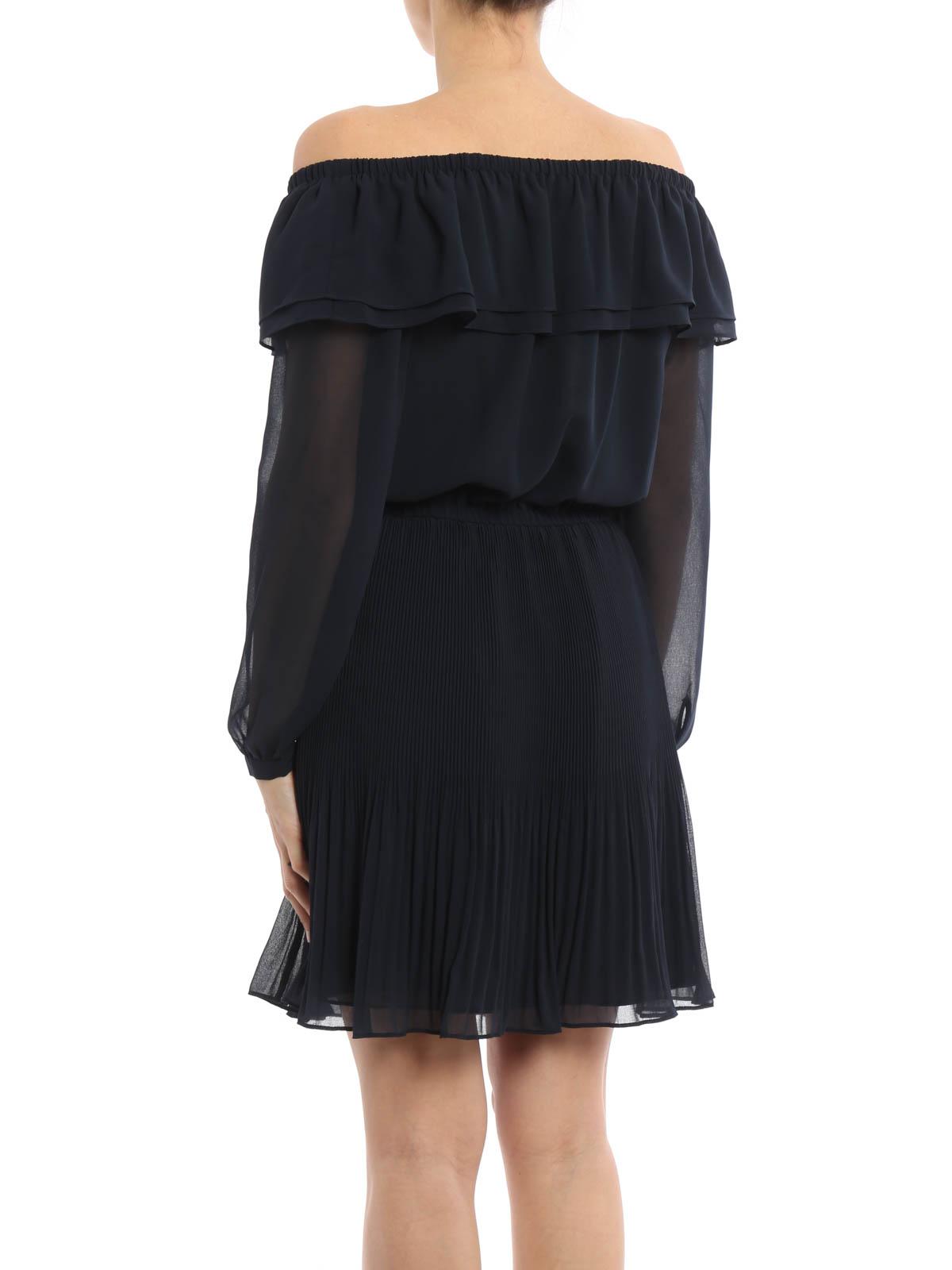 57ad02c7f iKRIX MICHAEL KORS  Vestidos cortos - Vestido Corto Azul Oscuro