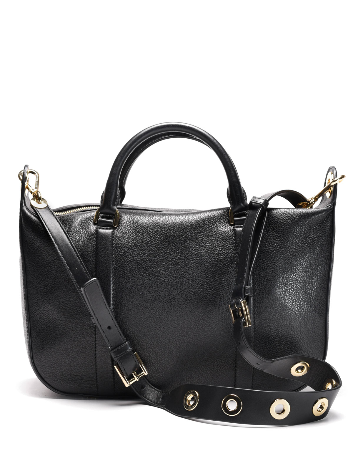 Michael Kors Raven Grommet leather bag Sacs portés