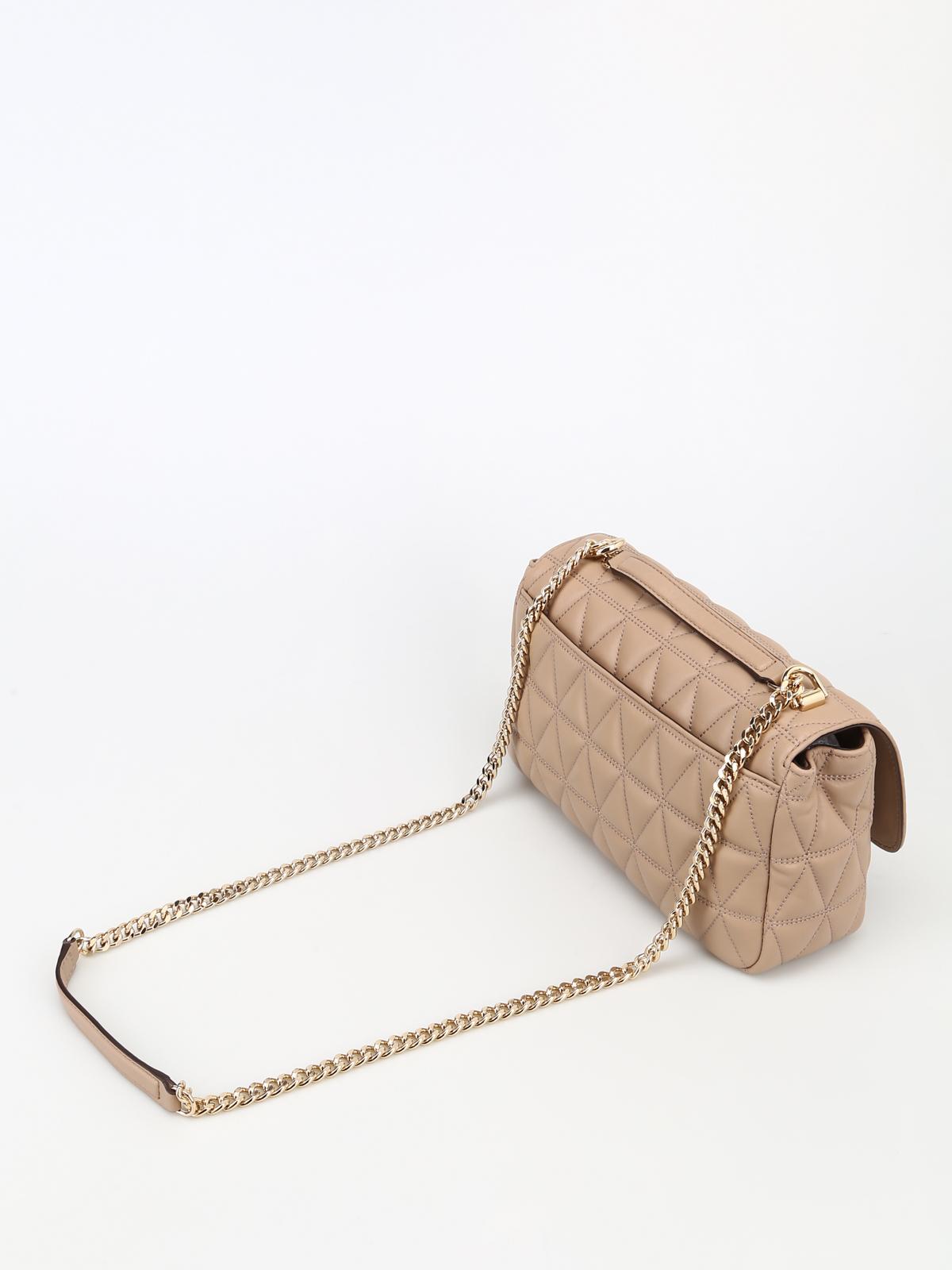 0f9ce75cd59a iKRIX MICHAEL KORS  shoulder bags - Sloan large diamond quilted shoulder bag