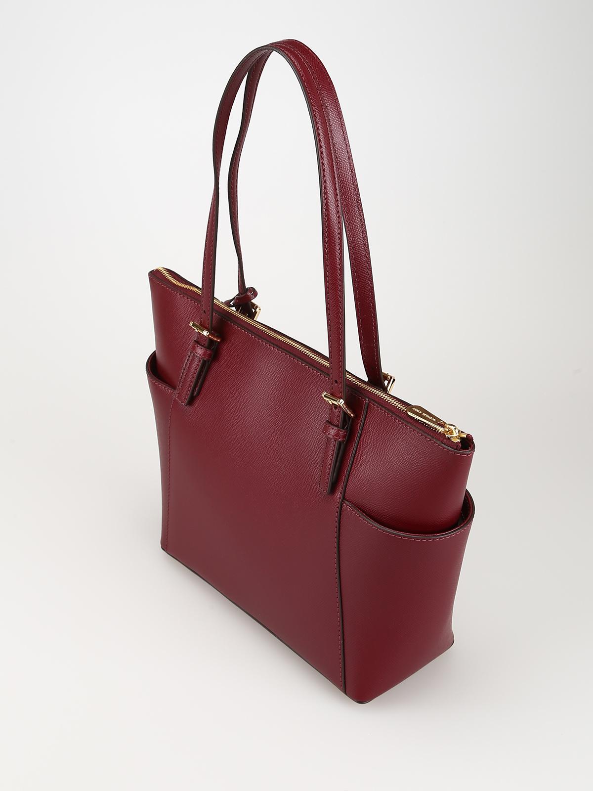 Michael Kors Shopper Bordeaux Handtaschen 30F2GTTT8L610