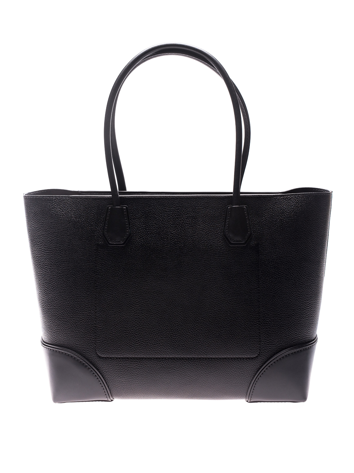 michael kors tote mercer gallery nera con zip shopper. Black Bedroom Furniture Sets. Home Design Ideas