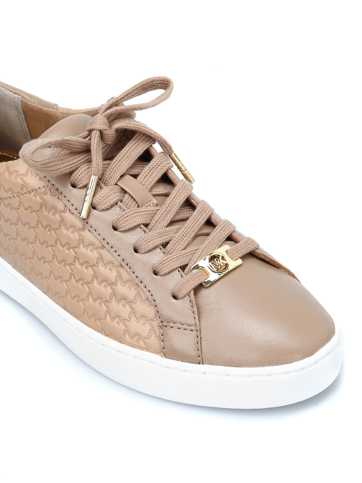 Michael Kors - Colby leather sneakers