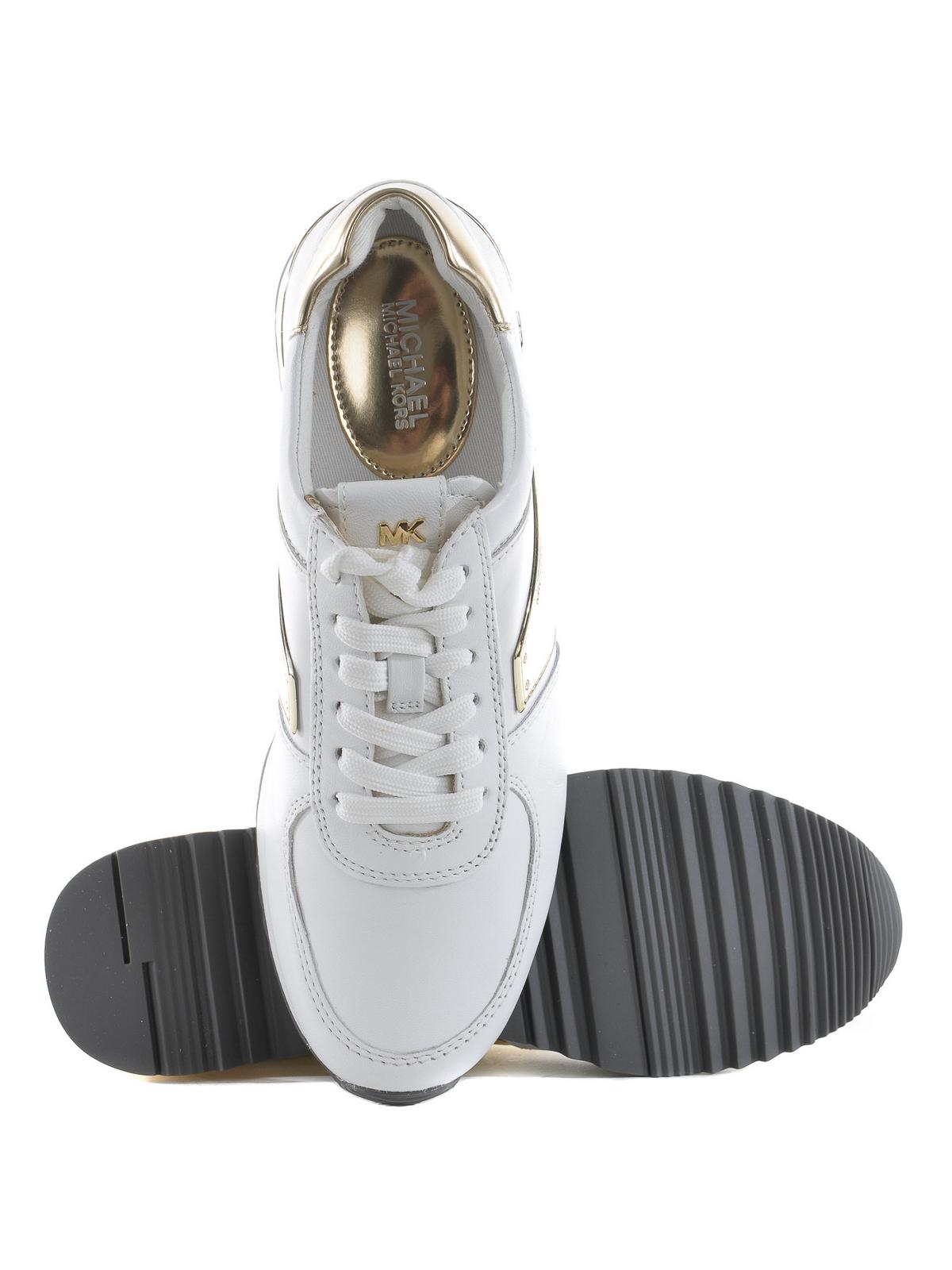 Michael Kors Sneaker Fur Damen Weiß Sneaker