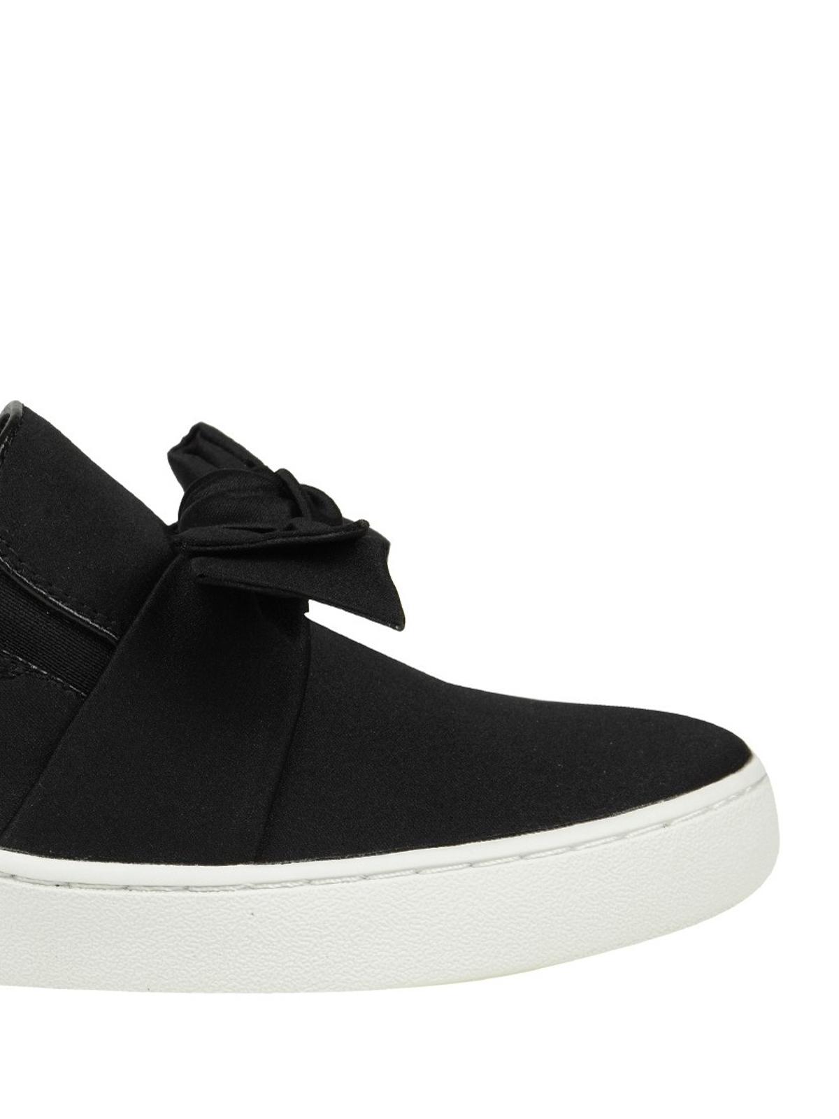 Michael Kors Sneaker Schwarz Sneaker 43R8WIFP1D 001