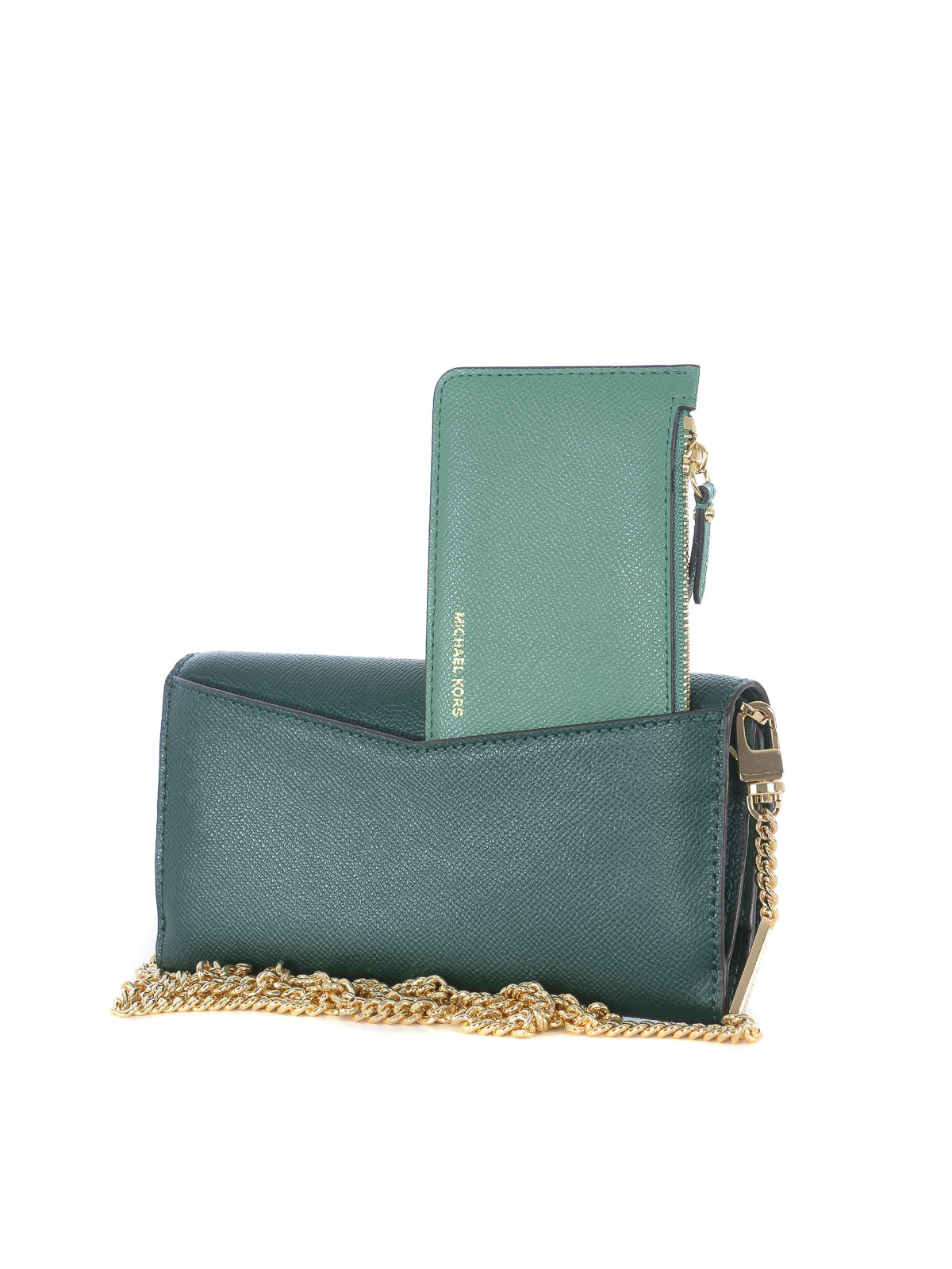 050532ad927d74 iKRIX MICHAEL KORS: wallets & purses - Bifold wallet with removable chain  strap