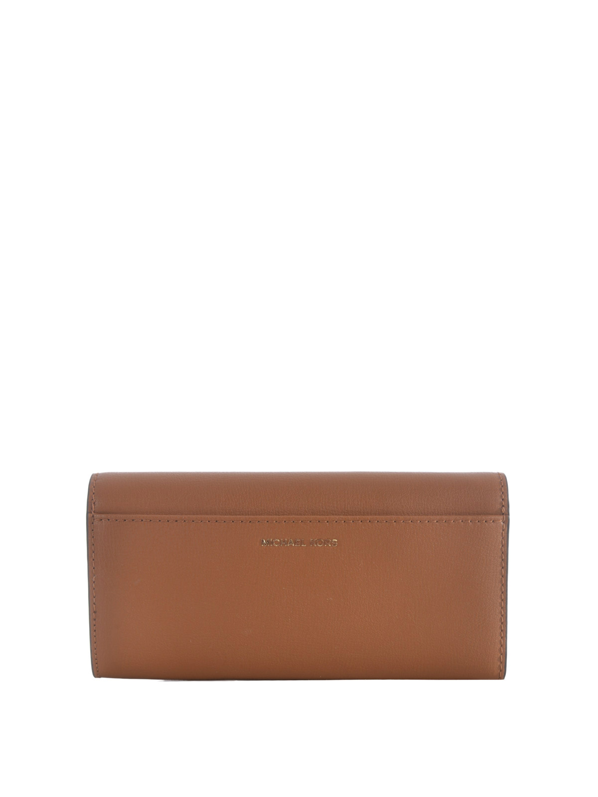 fd34ddf09e0b iKRIX MICHAEL KORS: wallets & purses - Rivington Stud leather flap wallet