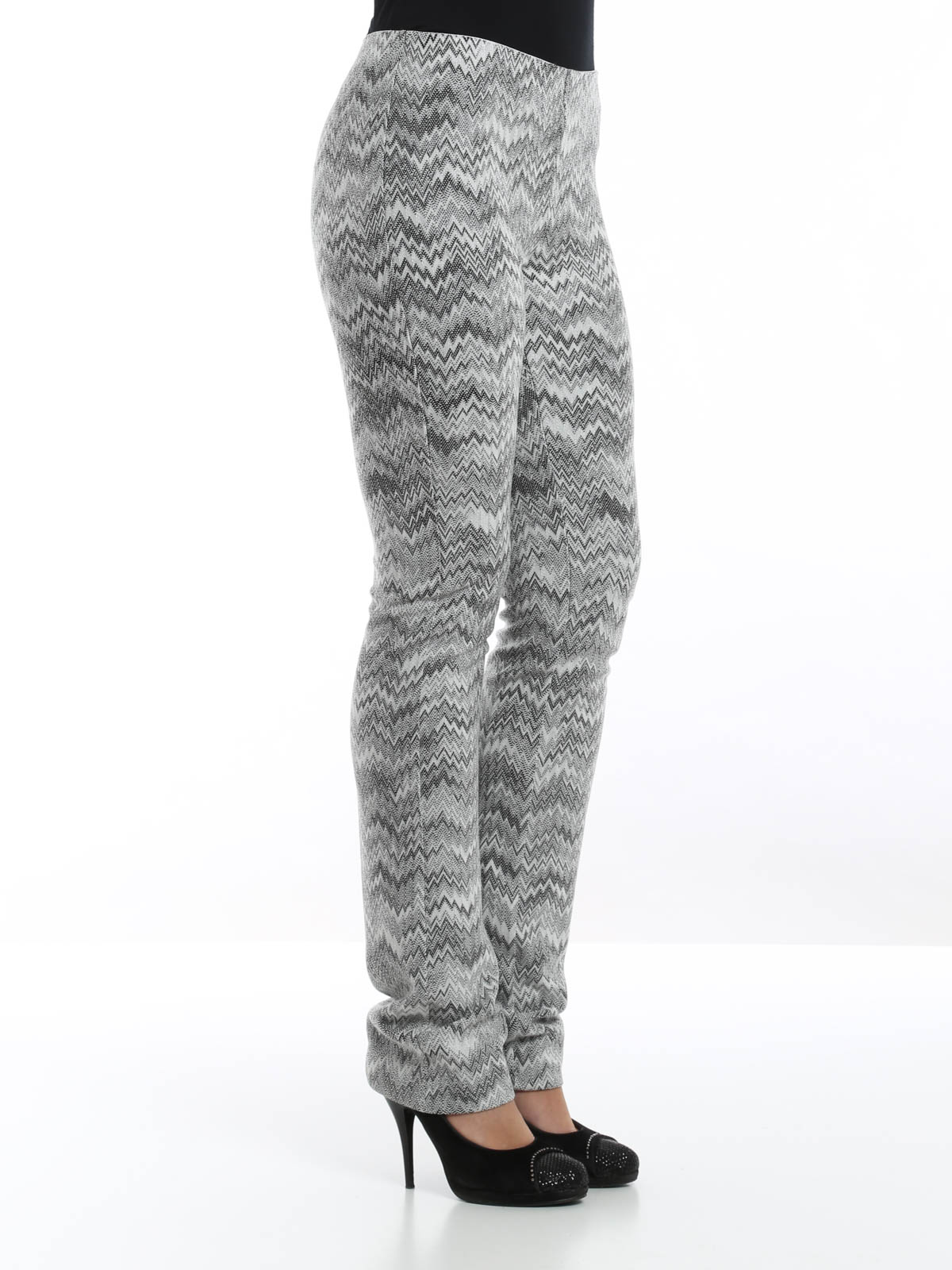 TROUSERS - Casual trousers Missoni Aaa Quality Best Sale Big Discount Cheap Sale The Cheapest Cheapest Cheap Online qW4O3J3wuQ