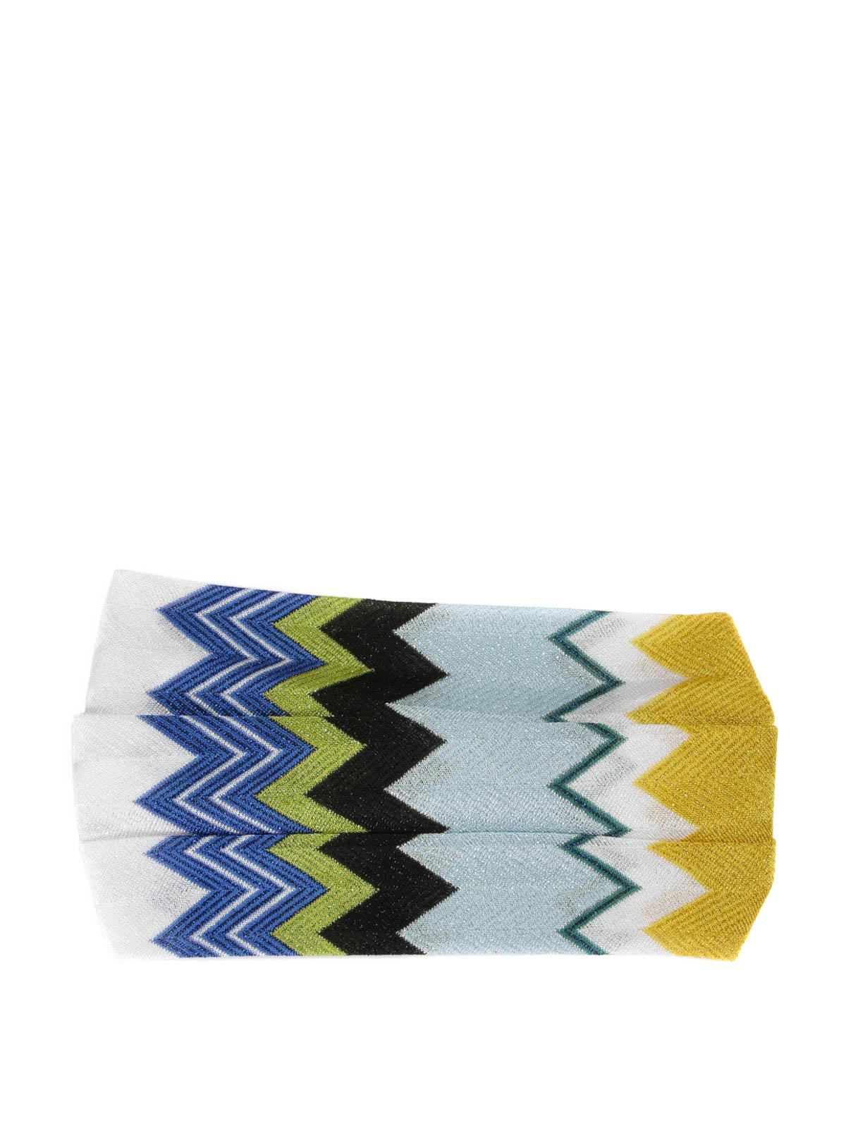iKRIX MISSONI  accessori per capelli - Fascia per la testa fantasia fb2bb65d08e6