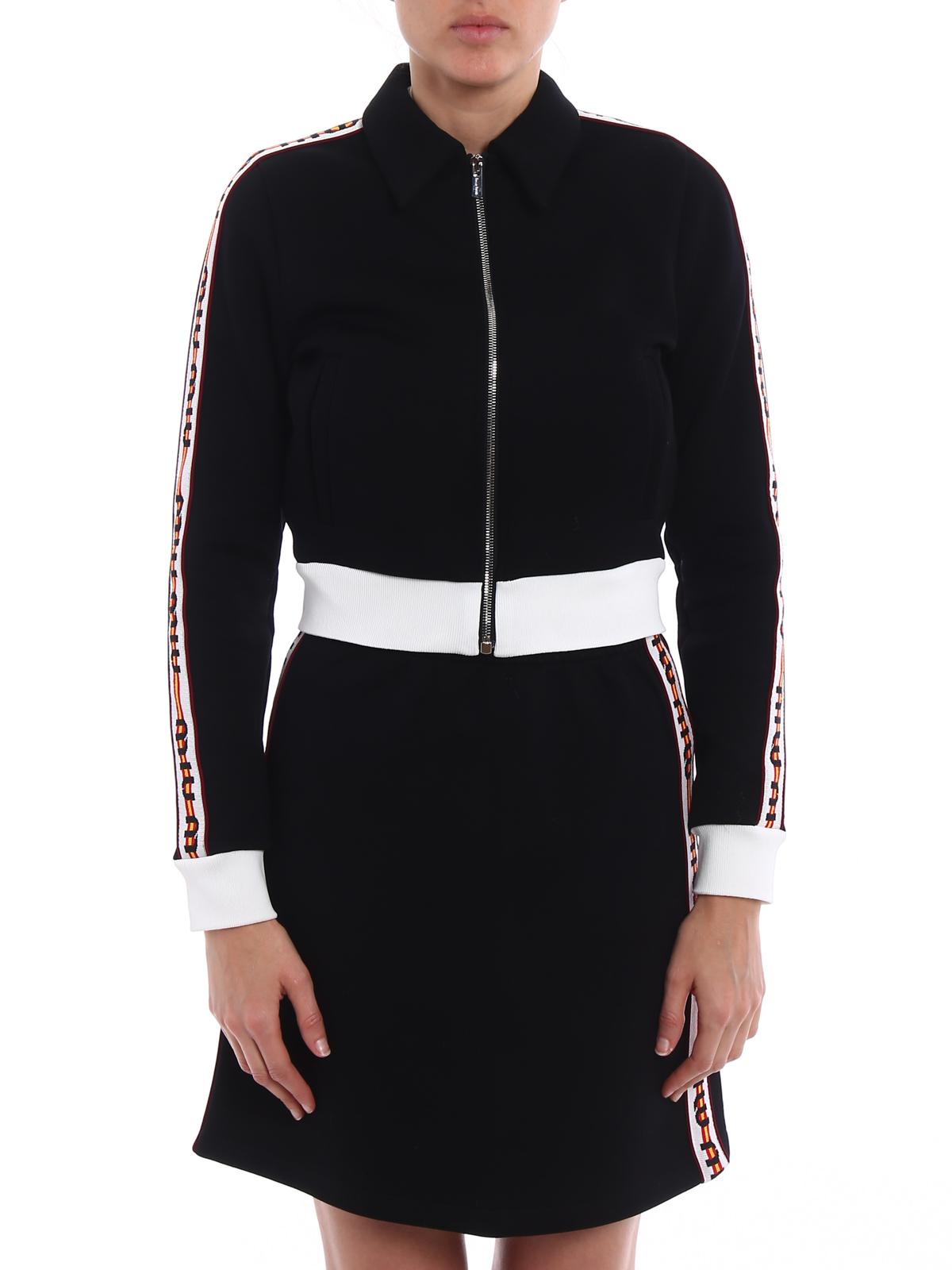 For Nice Online Official Cheap Price logo sweatshirt Miu Miu Cheap Sale Amazon f8JQK3z3pD