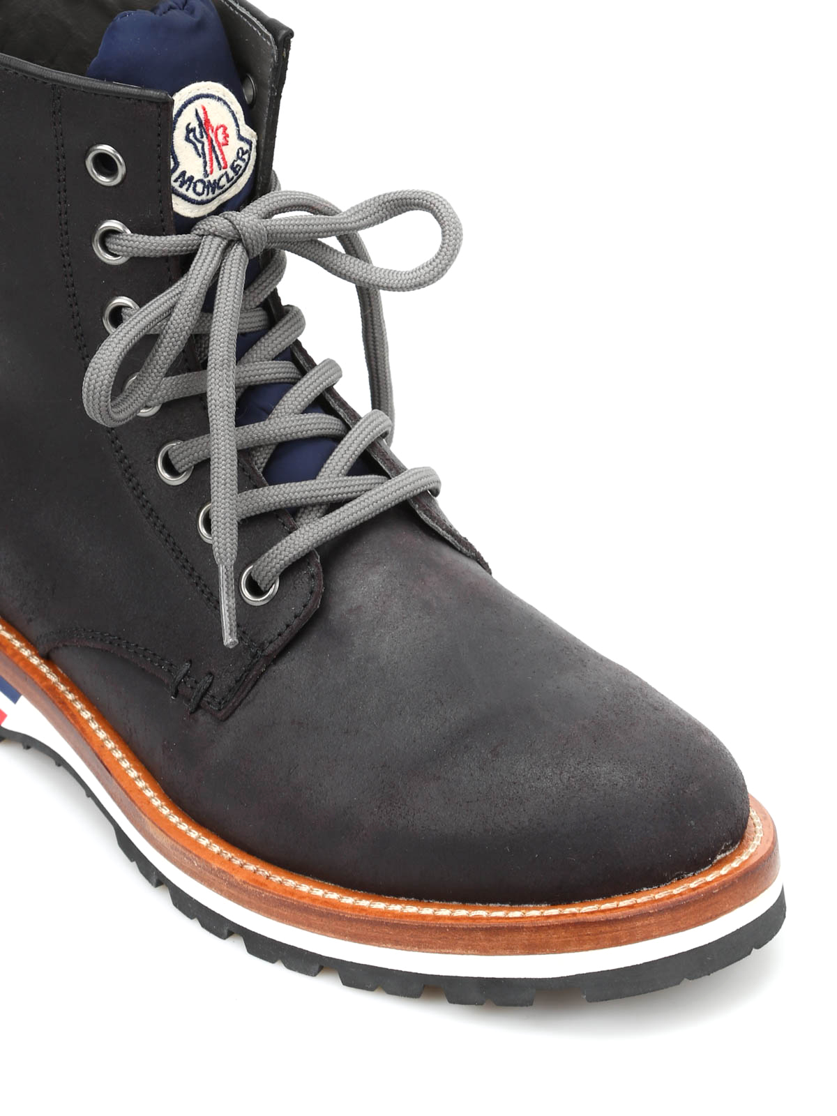 Moncler New Vancouver Boots | B2 09A 1016200 Brown