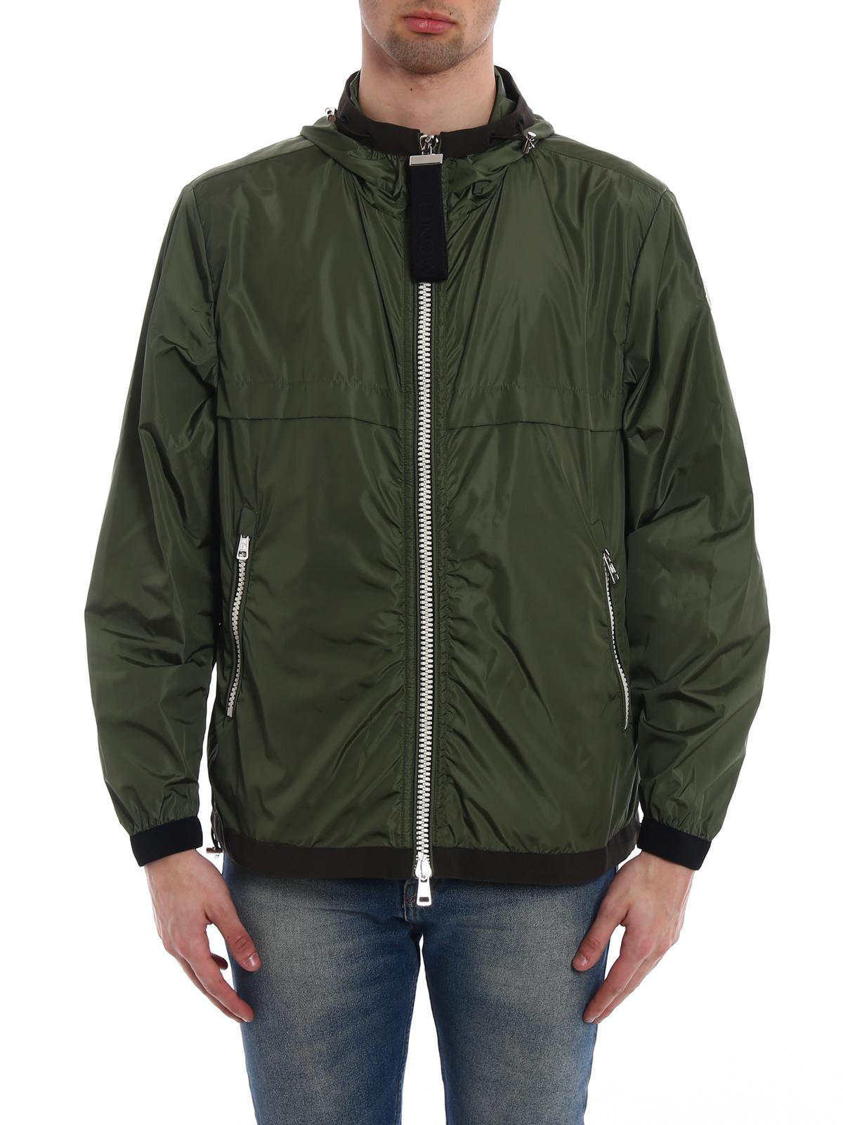 giacca a vento moncler uomo