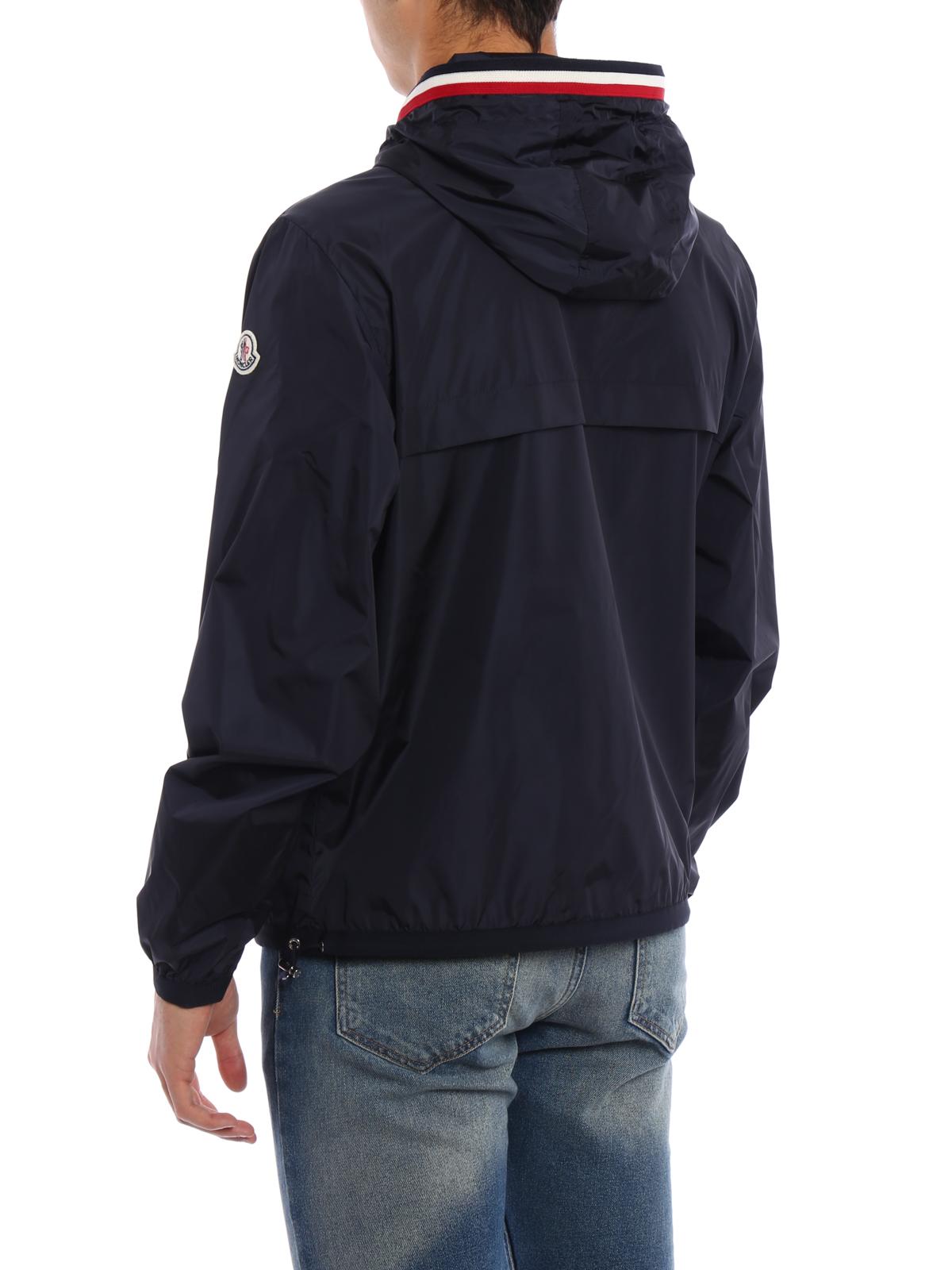 iKRIX Moncler: casual jackets - Anton wind-proof hooded jacket