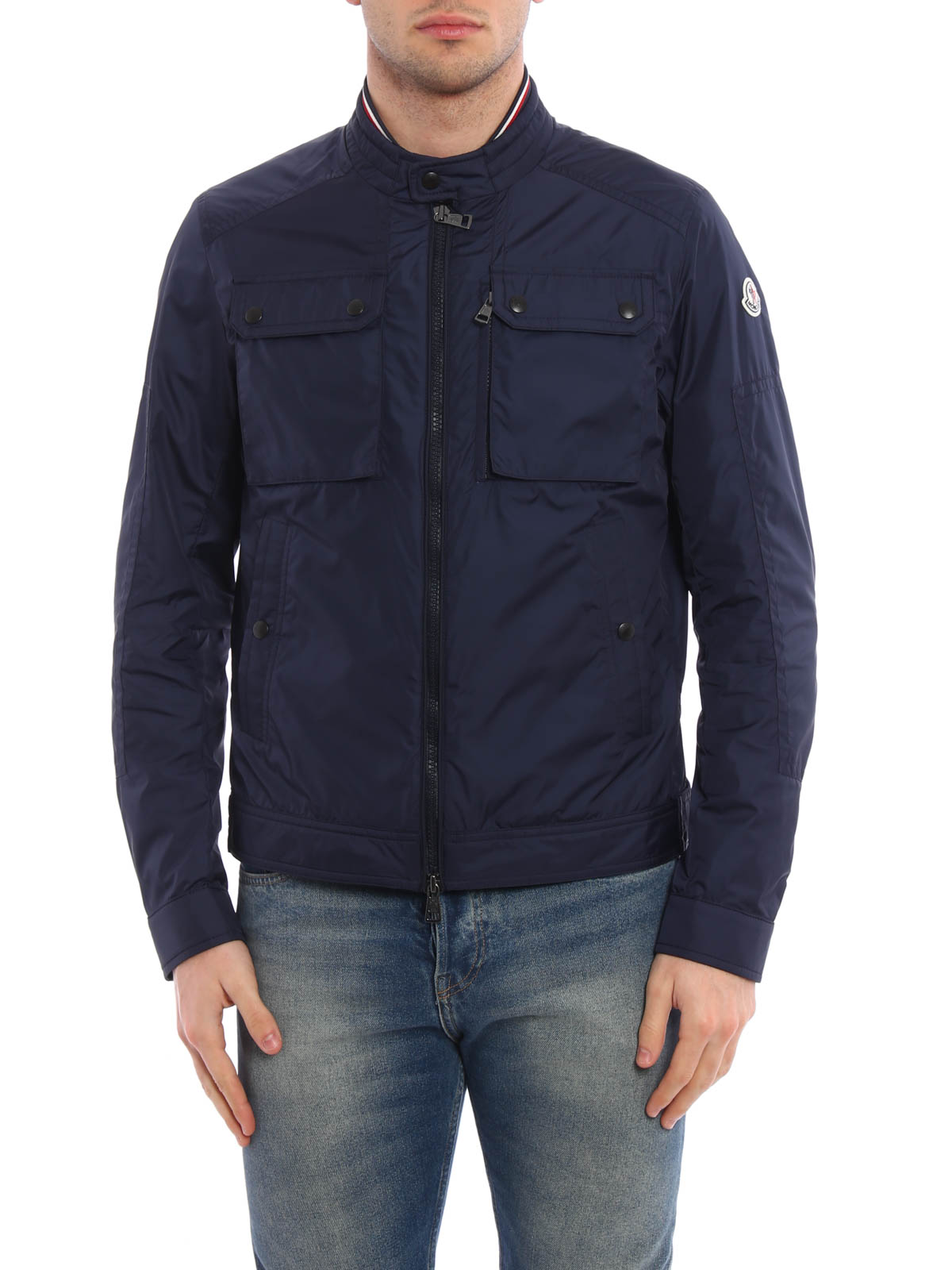 the latest d58df 2bcb4 Moncler - Giacca a vento Levens - giacche casual - D1 091 ...