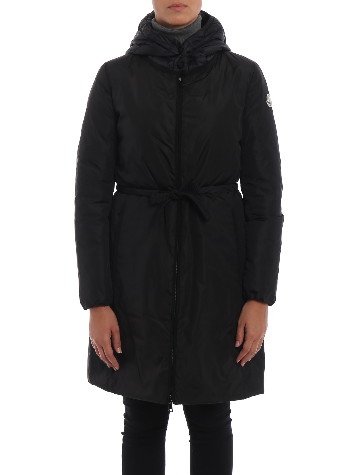 d8174f1ae Moncler - Bruant hooded lightweight padded coat - padded coats - D2 ...