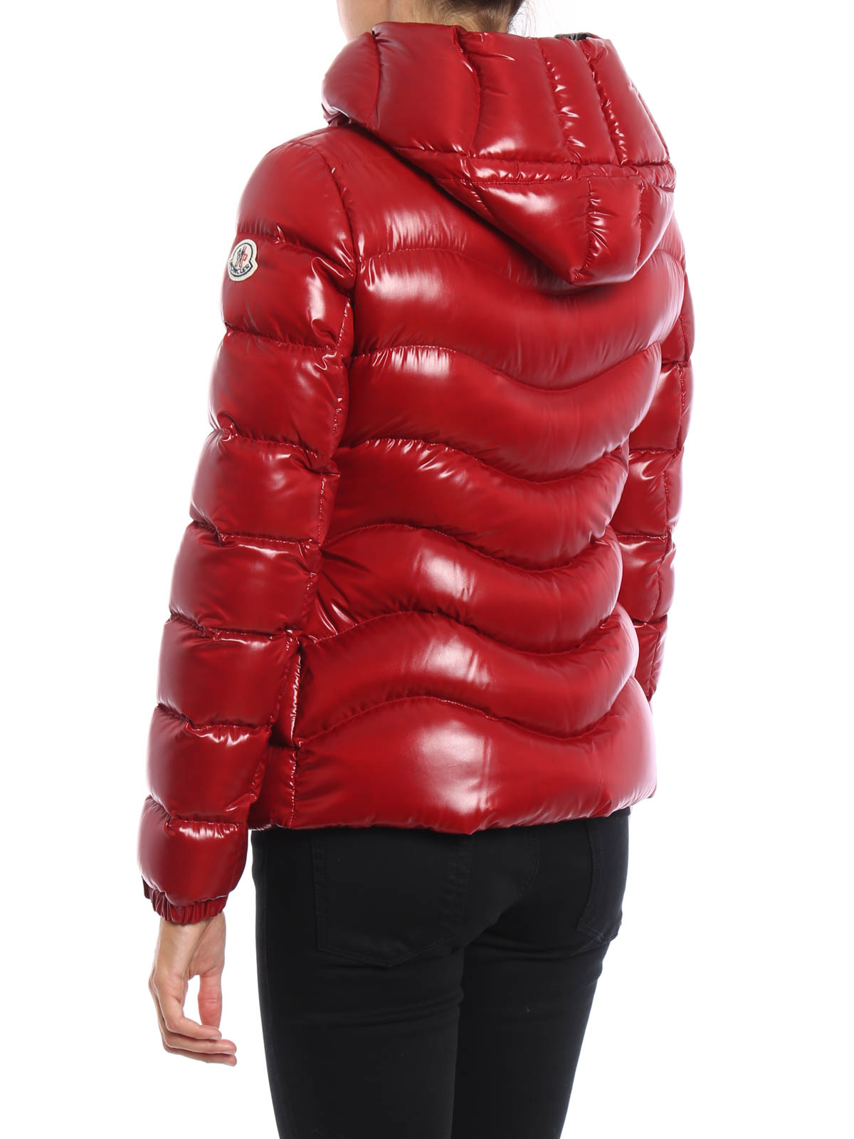 Moncler Anthia Hooded Down Jacket Padded Jackets B2