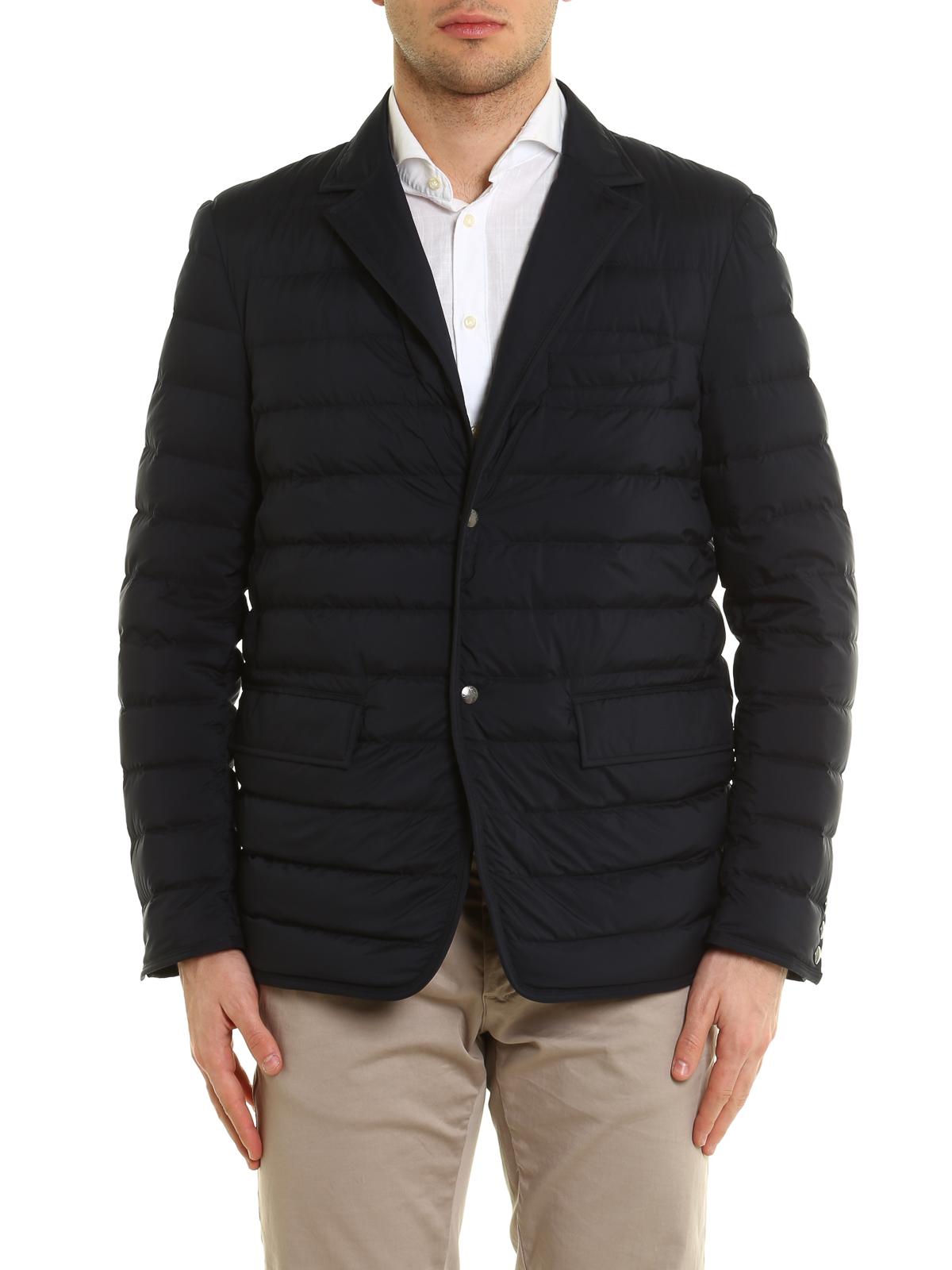 iKRIX MONCLER: padded jackets - Bardiou blazer-style padded jacket
