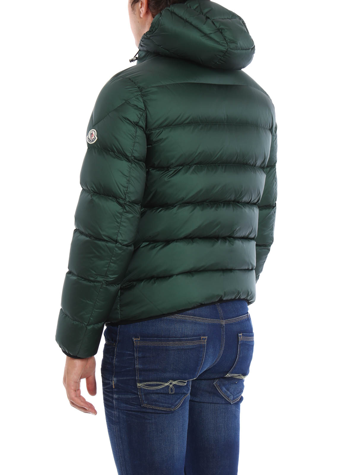 iKRIX MONCLER: padded jackets - Chauvon quilted and padded jacket