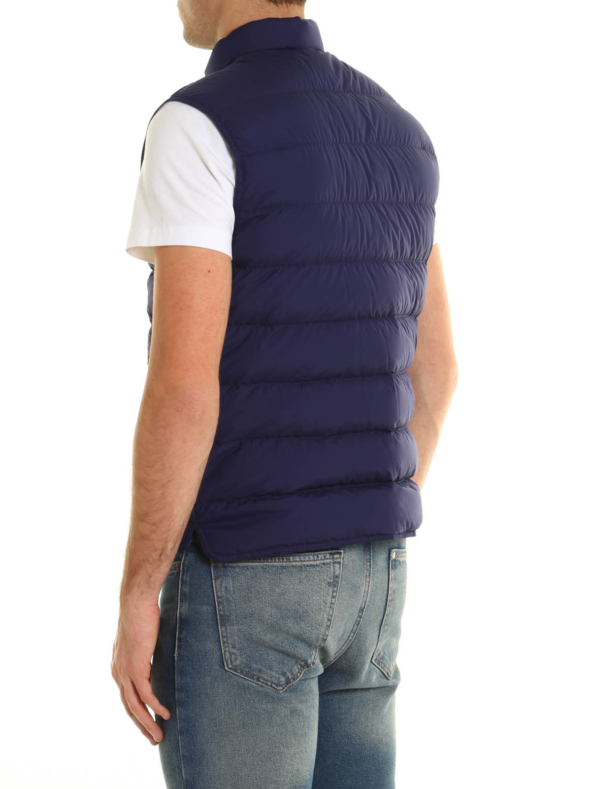 746b6e4ed Moncler - Febe sleeveless padded jacket - padded jackets - C1 091 ...