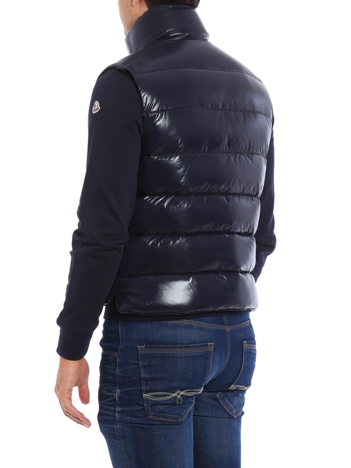 dc8c4204800f Moncler - Tib padded waistcoat - padded jackets - B2 091 4335005 ...