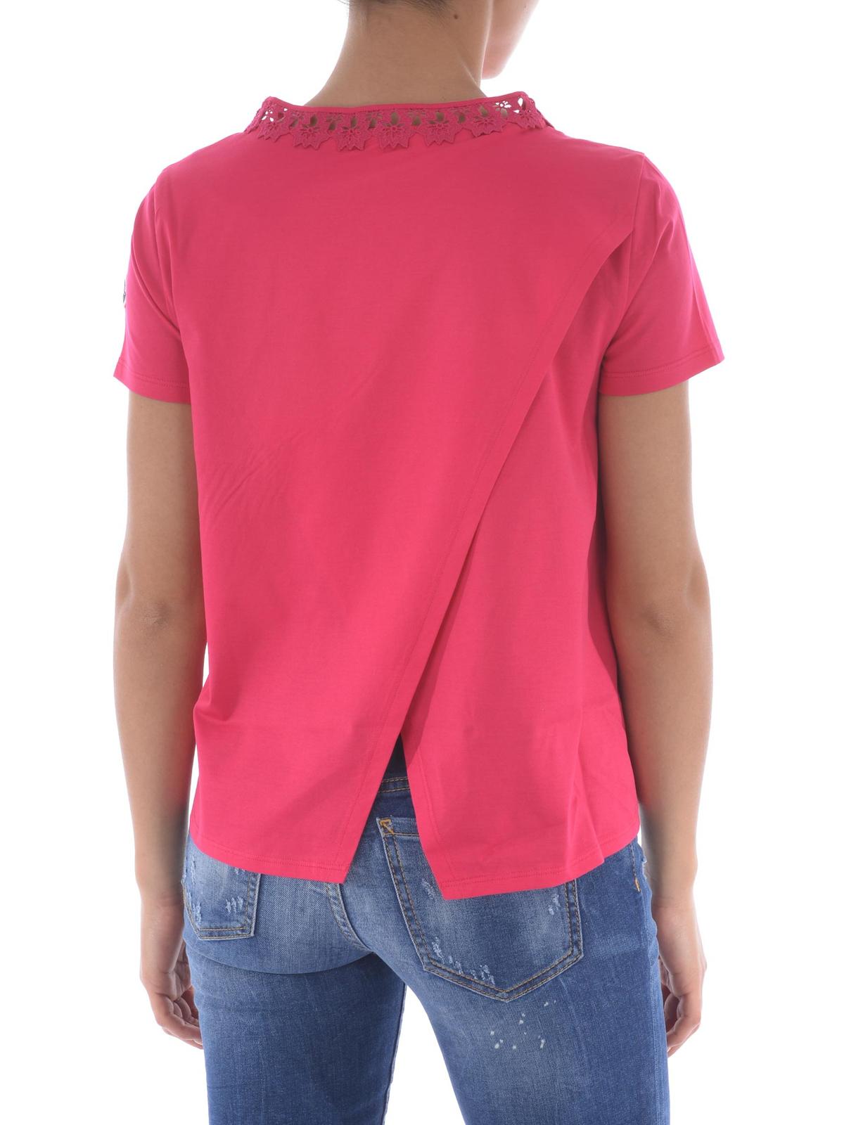 moncler t shirt femme