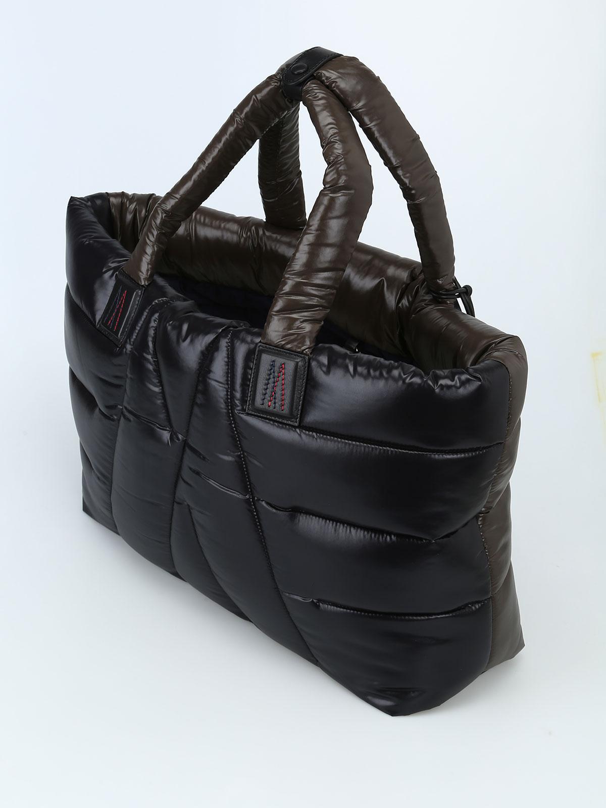 Laqué Nylon 09a Tote D2 Quilted Powder Moncler Totes Bags CqUA66
