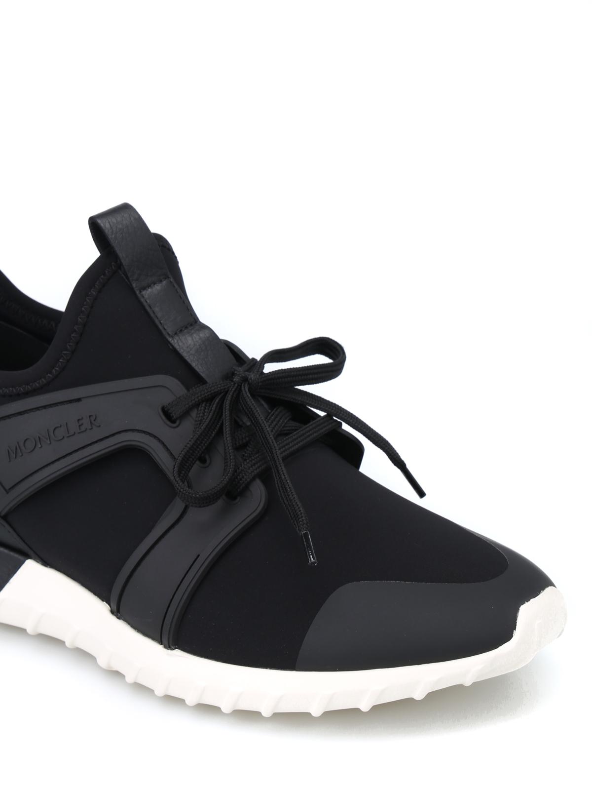 Moncler - Emilien black sneakers