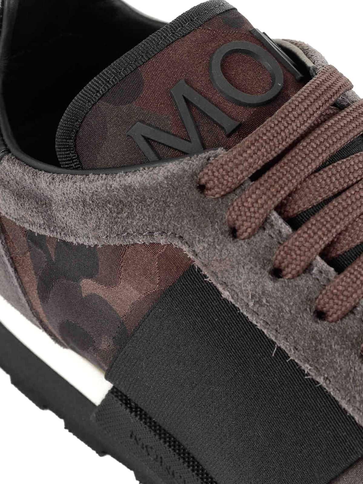 iKRIX MONCLER: trainers - Horace camo print sneakers