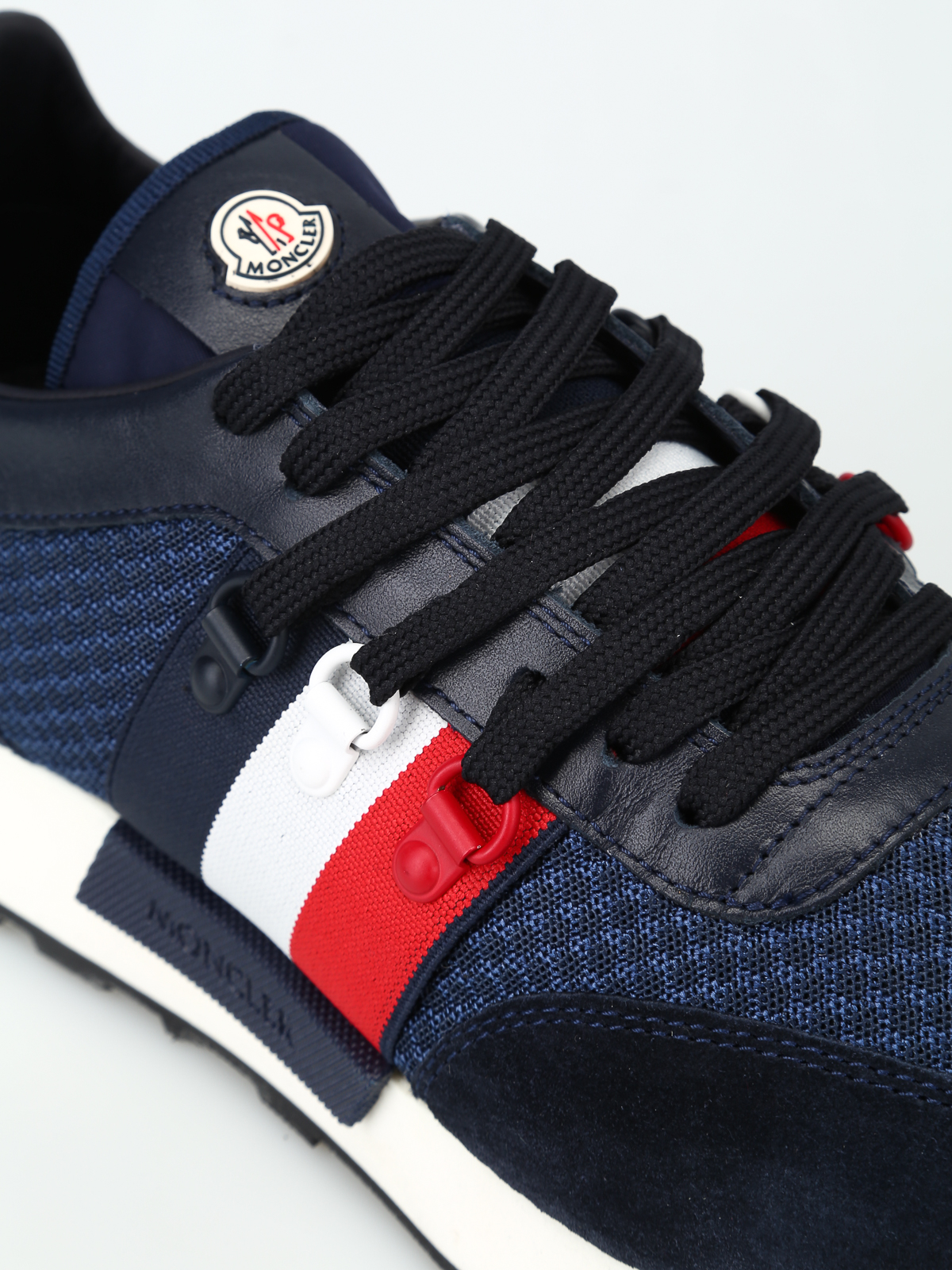 bf06e388f Moncler - New Horace white sneakers - trainers - D2 09A 1028700 ...