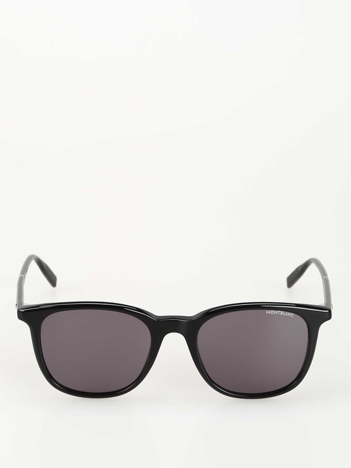 c86370a802 Montblanc - Gafas De Sol - Negro - Gafas de sol - MB0006S001   iKRIX.com
