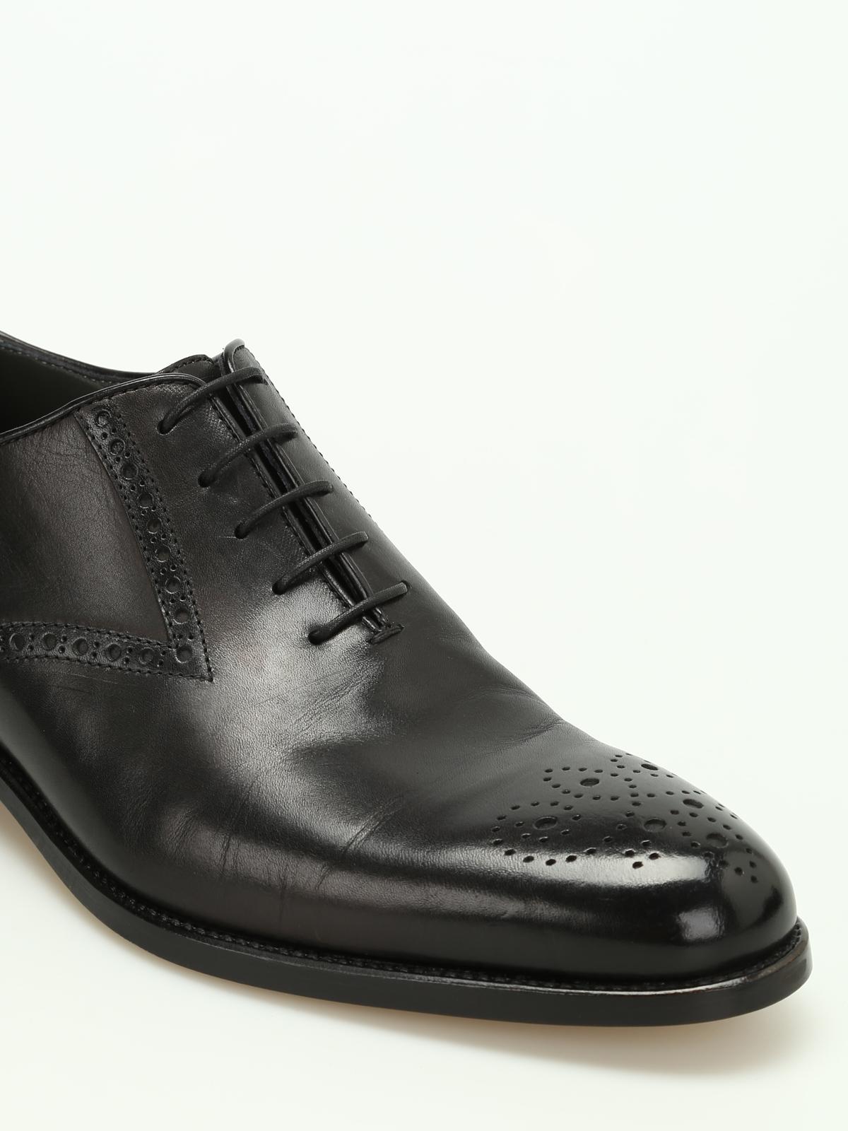 Zapatos Negro Moreschi 041238 Clásicos Lr WEDI9eHY2b