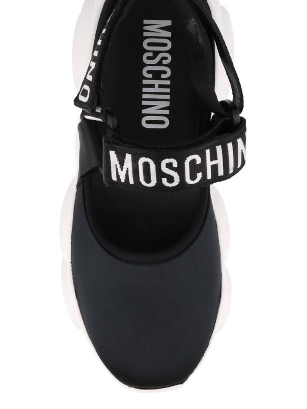 Ma15103g17 Moschino Ml0000 Teddy Run Sandalias QxBshdrtC