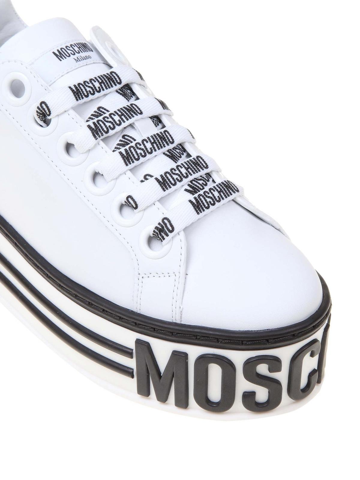 Moschino - Platform sneakers - trainers