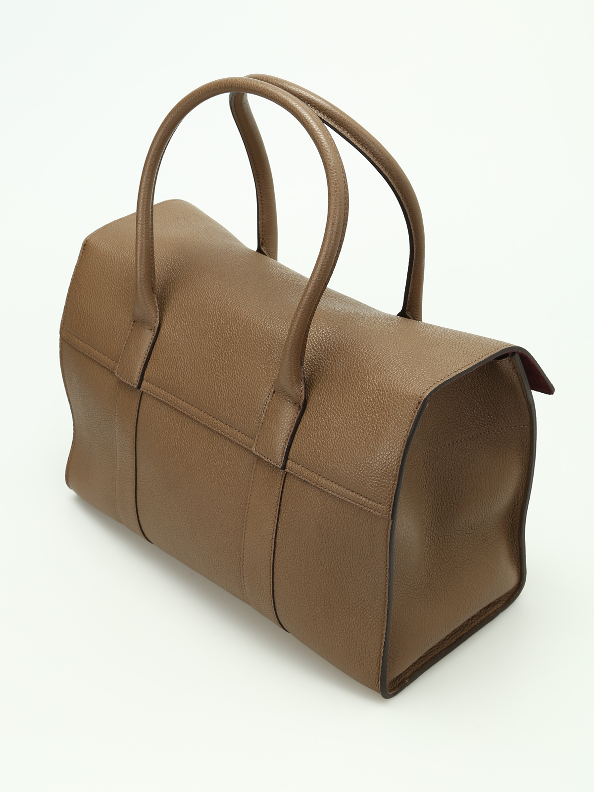 Mulberry - New Bayswater bag - bowling bags - HH3794 205D614  80c592817cedf