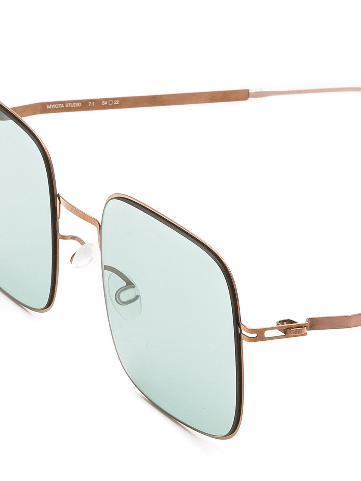 c52ba888c18 Mykita - Studio 7.1 square-shaped sunglasses - sunglasses - STUDIO71252